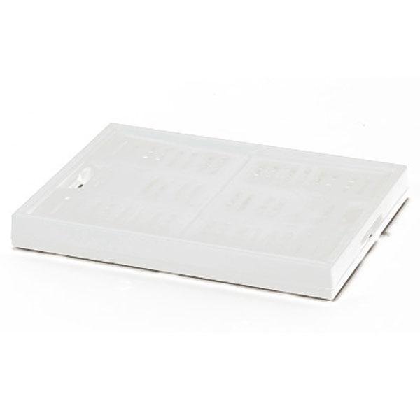 折り畳みコンテナ ホワイト