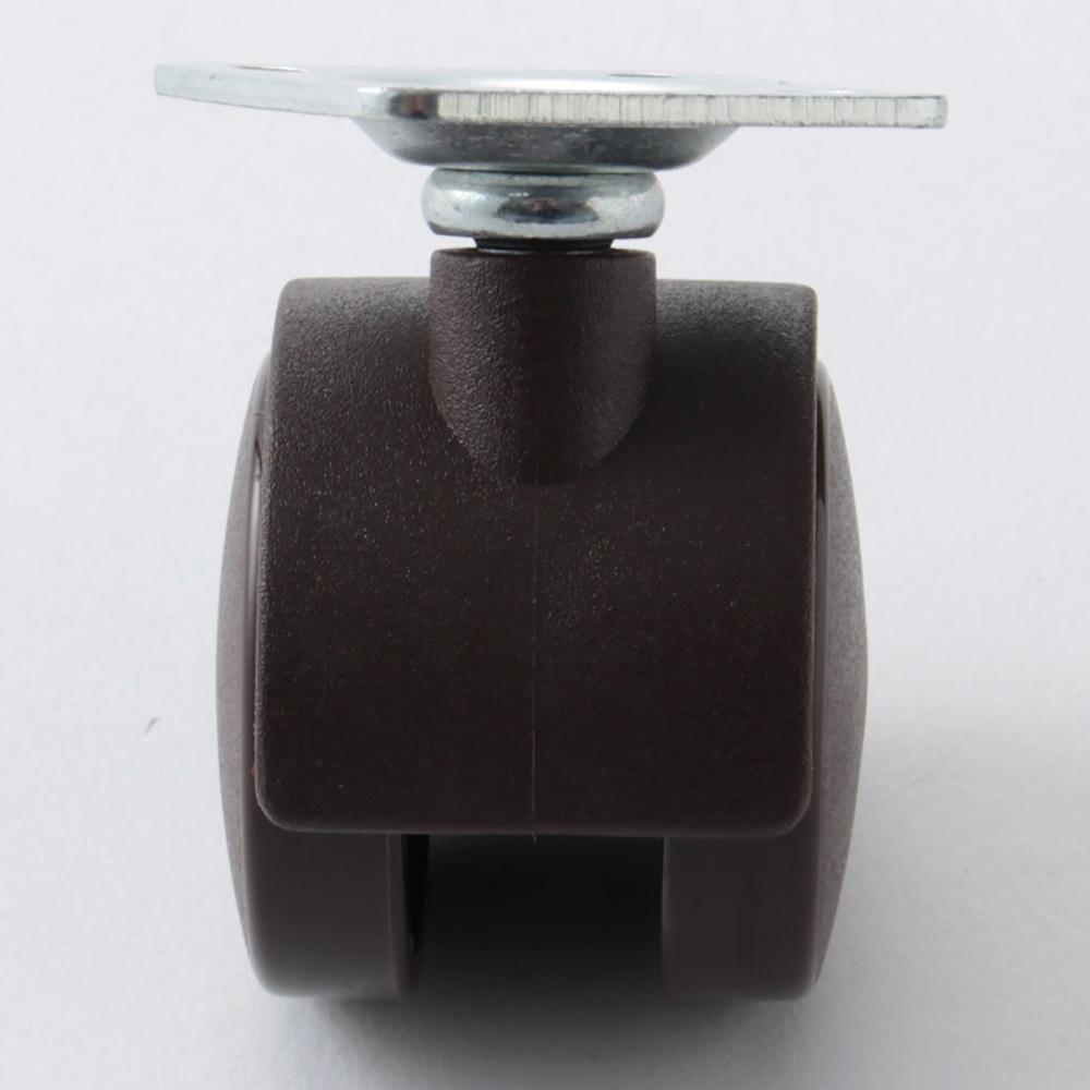 双輪ナイロンキャスター 40mm(自在)SJ40BR