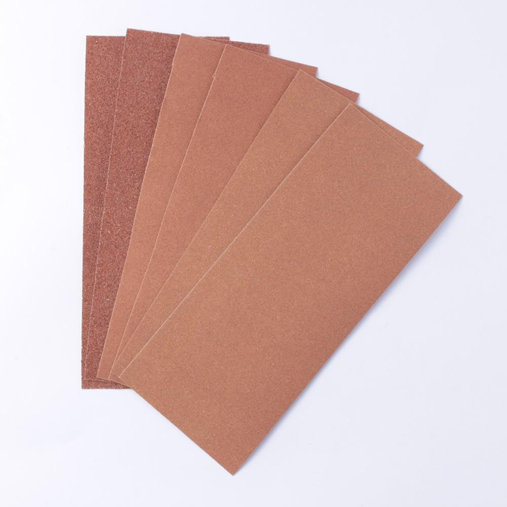 カットペーパー 紙 6枚入 60・120・240