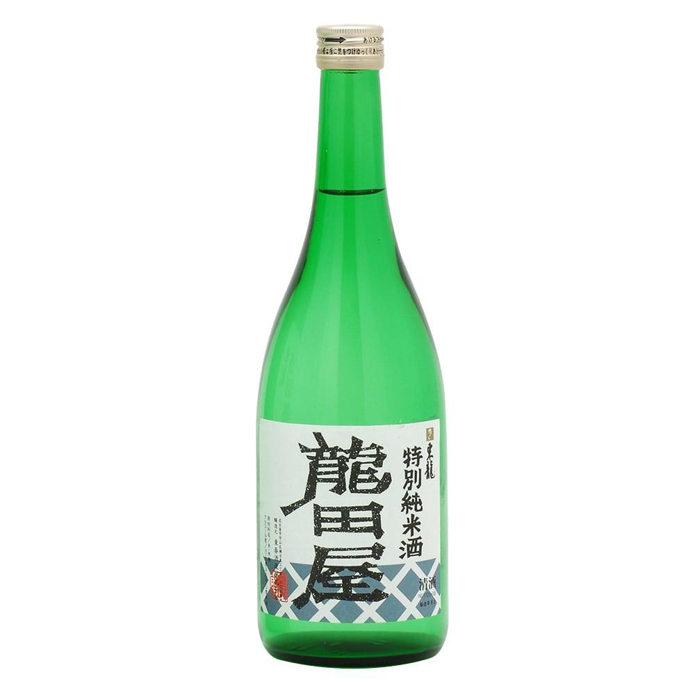 【ネット限定】くらから便 東春酒造 東龍 特別純米酒 龍田屋(あずまりゅう とくべつじゅんまいしゅ たつたや) 720ml