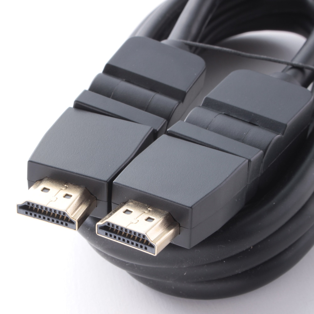 HDMIケーブル(両端可MHDMIーRSP2