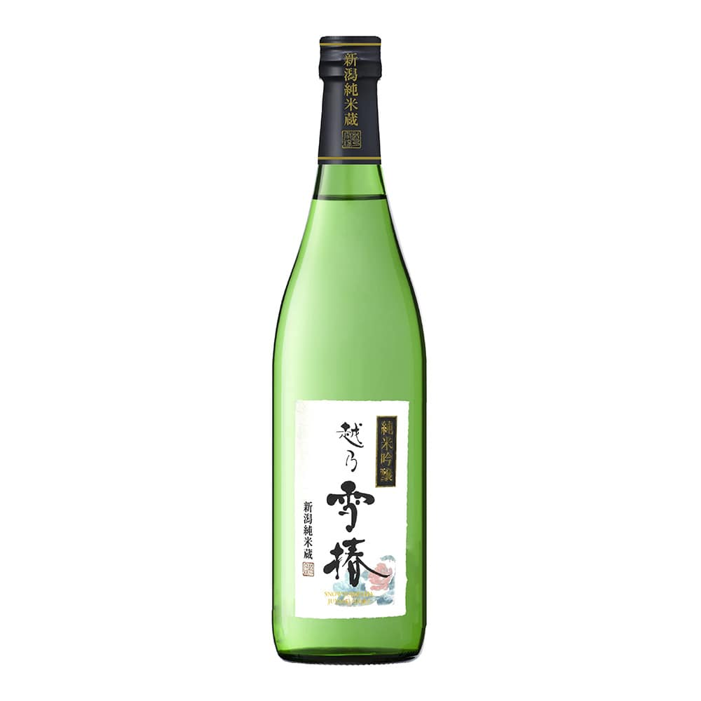 越乃雪椿 純米吟醸 花 720ml【別送品】