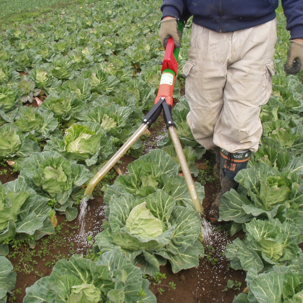 ヤマト農磁 グリーンサンパー肥料二条マキパイプ