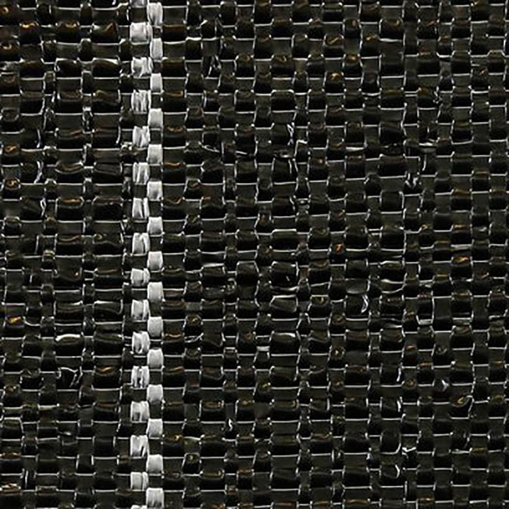 グランドシートS 黒 0.5×100m