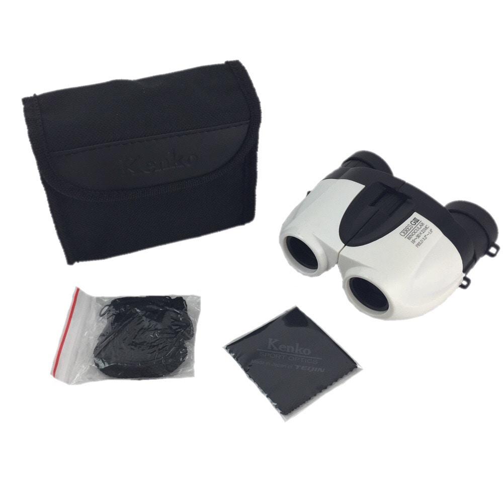 双眼鏡セレスG3 10-30×21