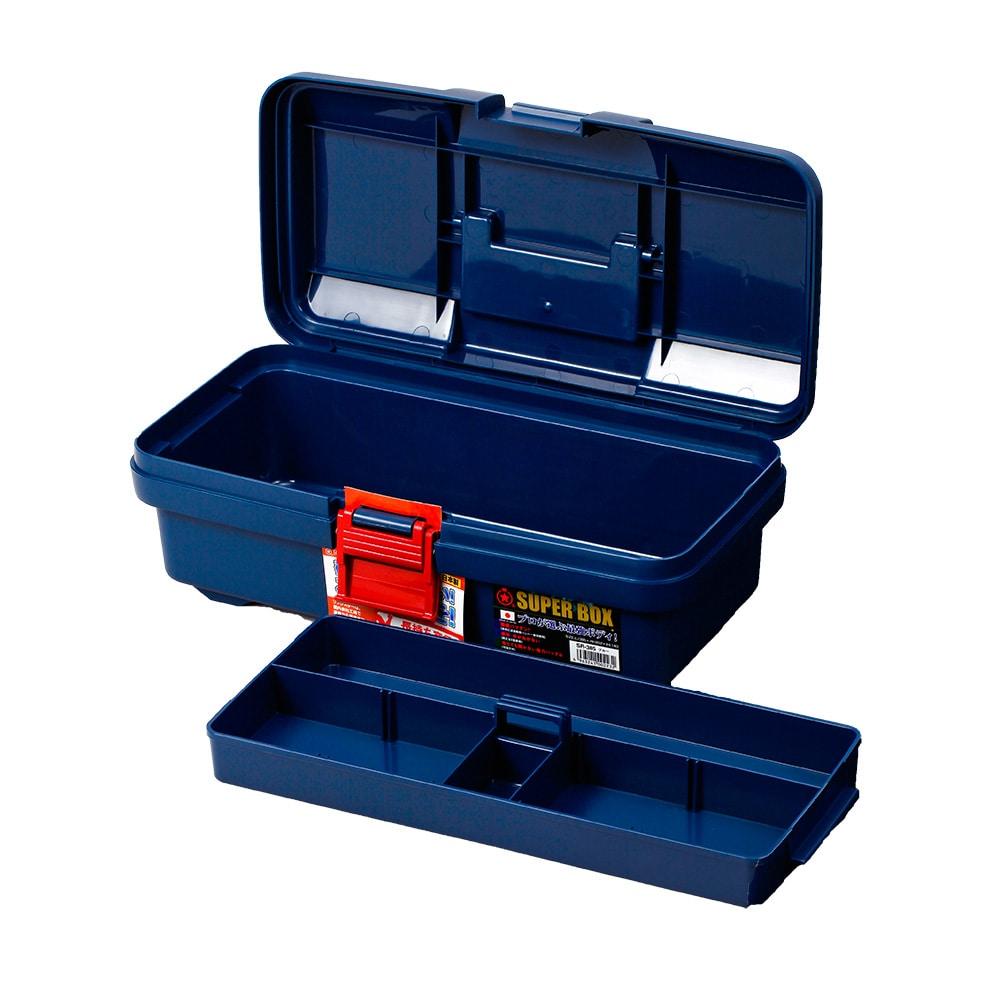 リングスター スーパーBOX ブルー SR385