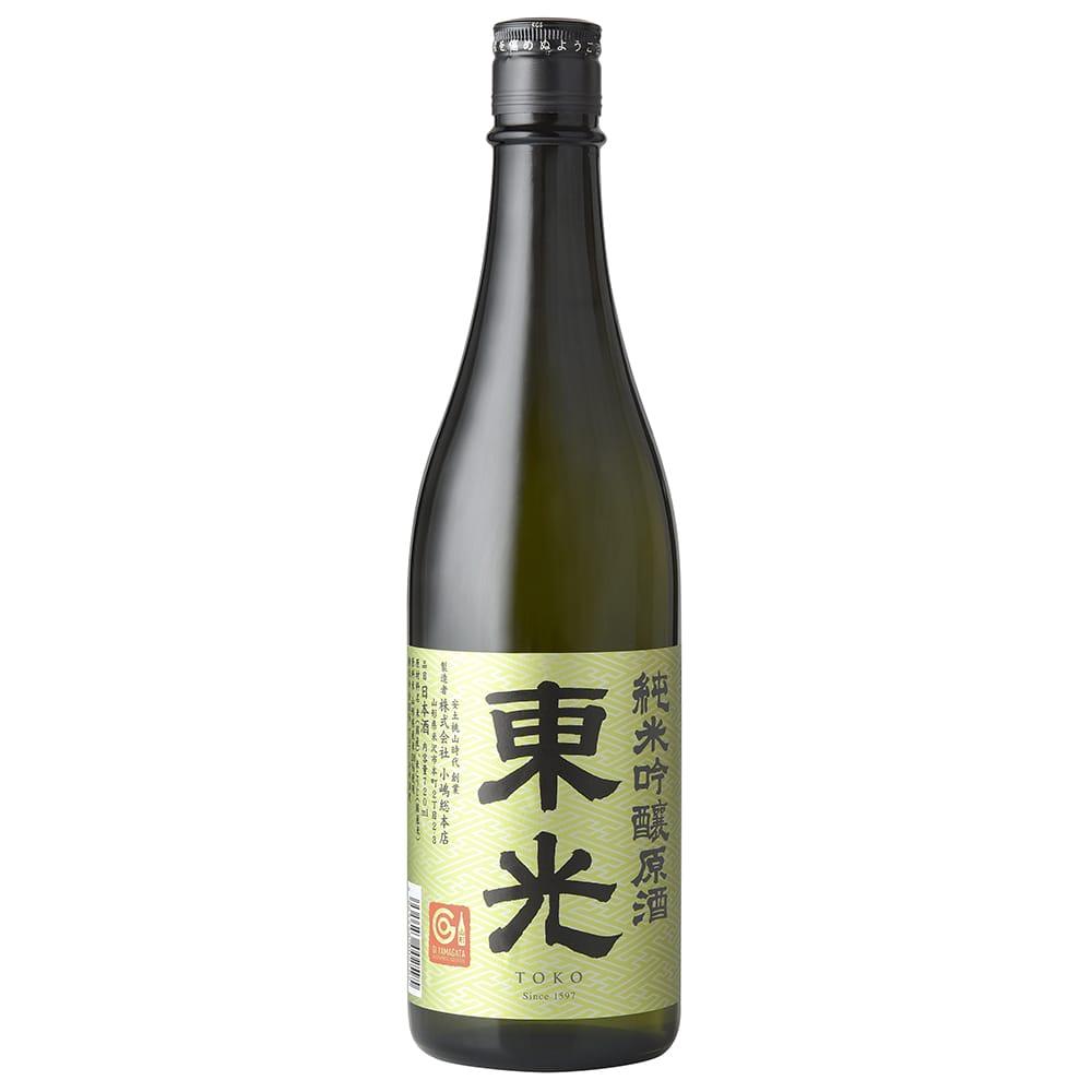 <山形>大関 東光 純米吟醸原酒 720ml【別送品】