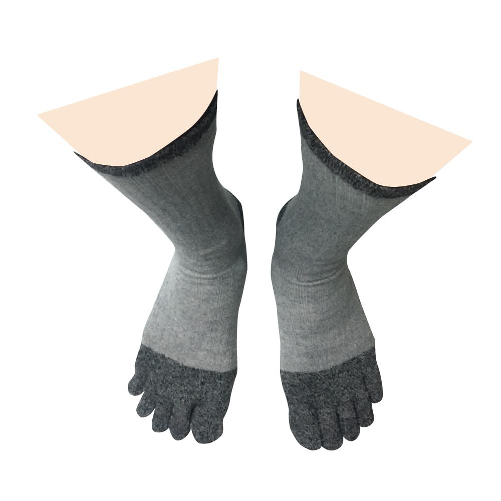 綿切り替えサポート 5本指 4足組