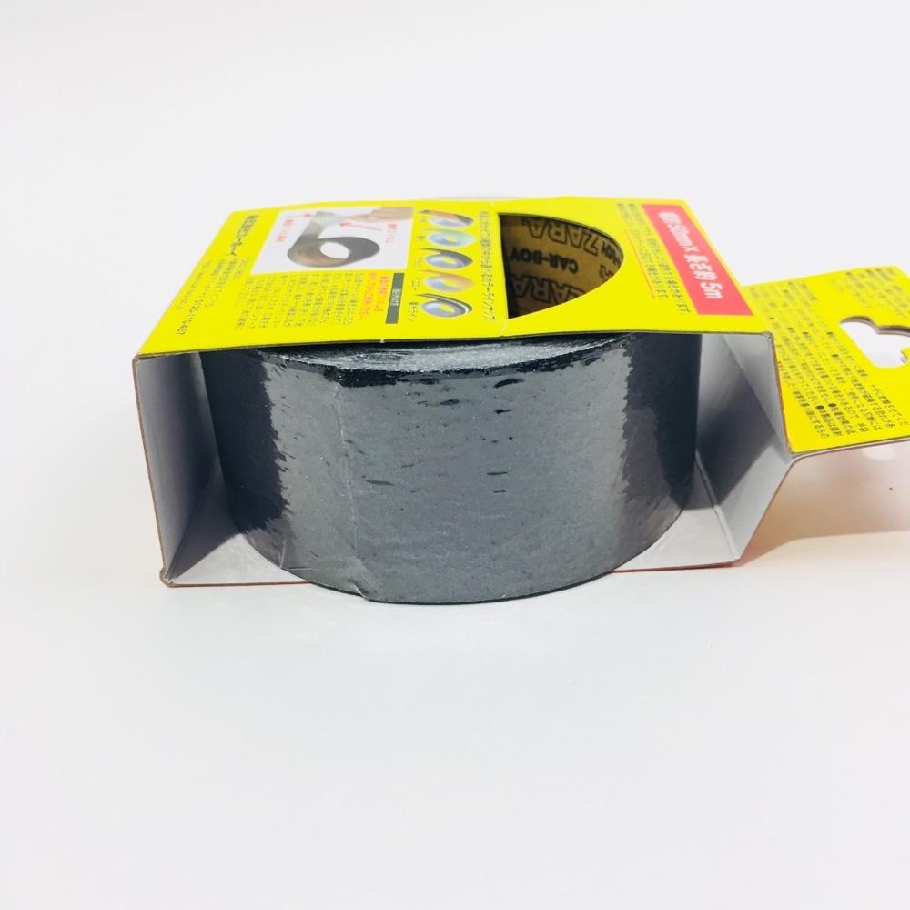 すべり止めテープ ザラザラ 50mm×5m ブラック