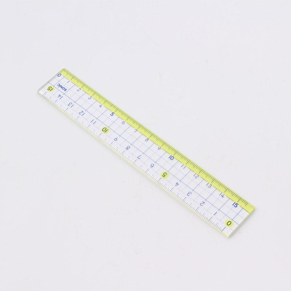 ソニック 15cm定規 SN−797
