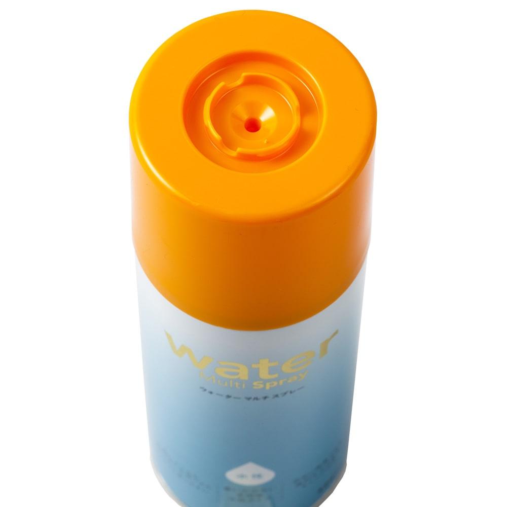ウォーターマルチスプレー 420ml オレンジ
