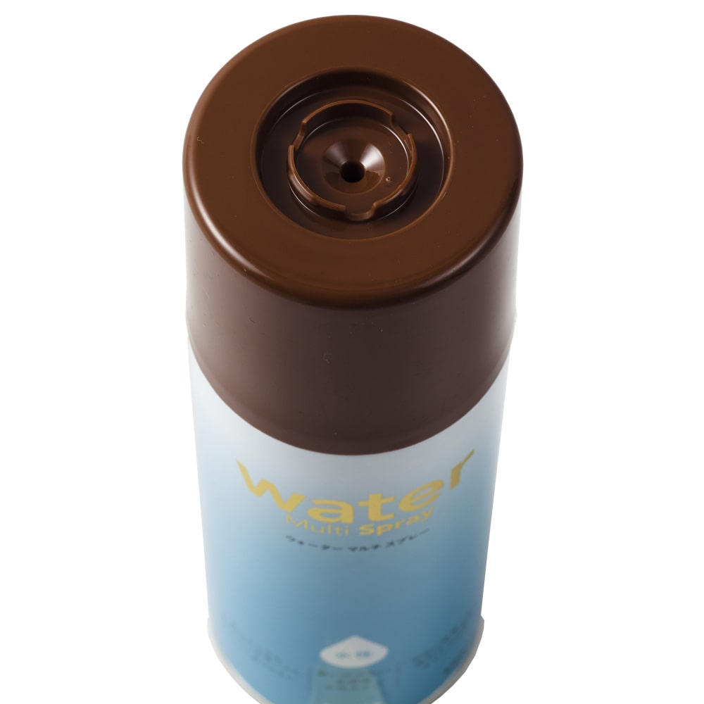 ウォーターマルチスプレー 420ml ブラウン