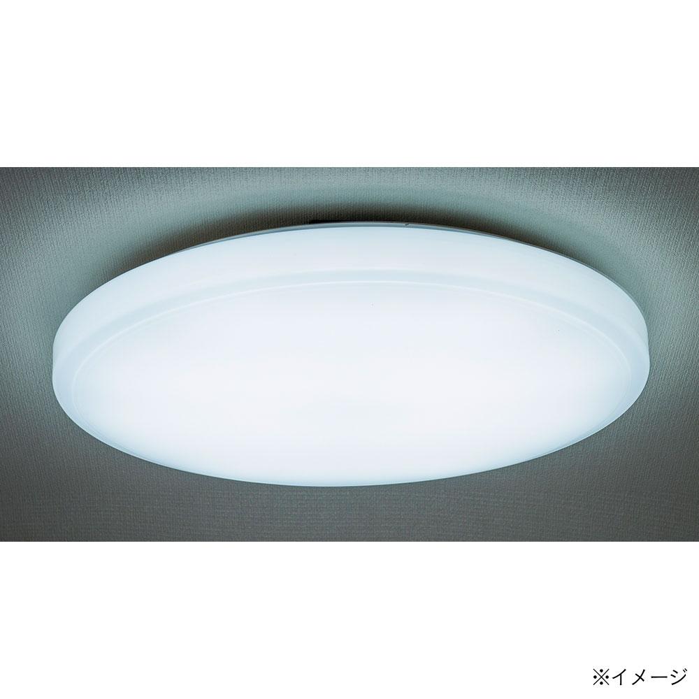 【数量限定】オーム電機 LEDシーリングライト 〜12畳用 LE‐Y50DBK‐W