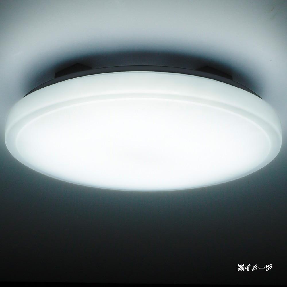 オーム電機 LEDシーリングライト 6畳用 LE-Y24D6K-W3