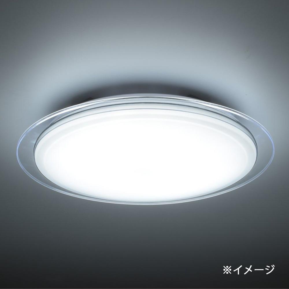 【店舗限定】オーム電機 LEDフレーム付シーリング LE-Y35D8K-WC3