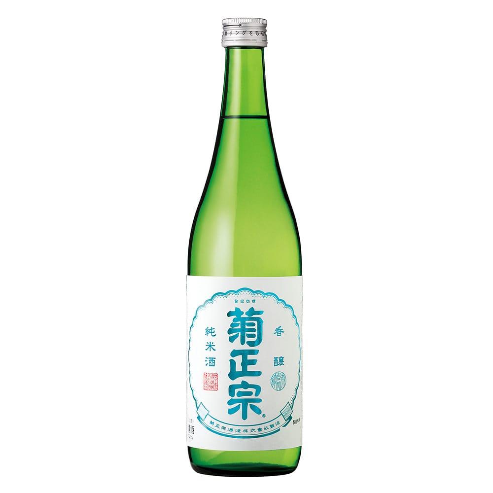 菊正宗 純米酒 香醸 720ml