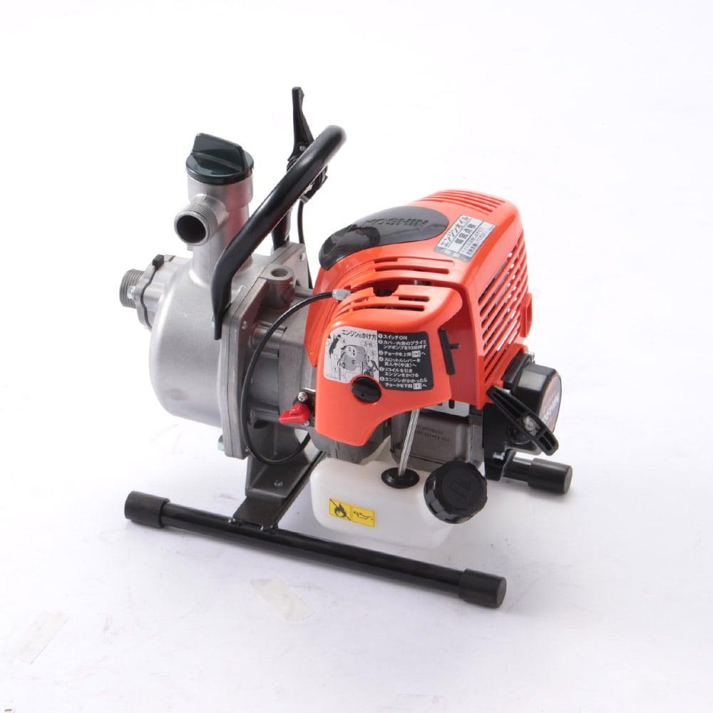 工進 4サイクルエンジンポンプ SEV−25F