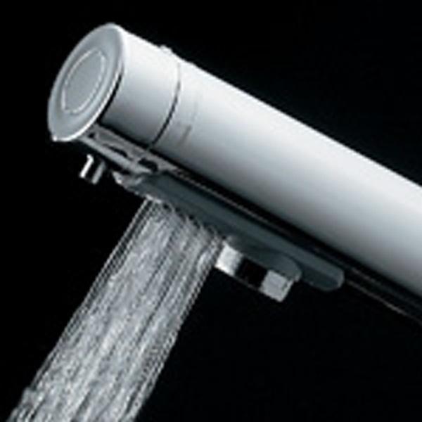 カクダイ シングルレバー混合栓 186-004(引出シャワー付)【一般地用】