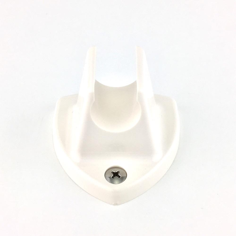 9324C シャワーヘッド用ハンドシャワーフック(クリ−ム)