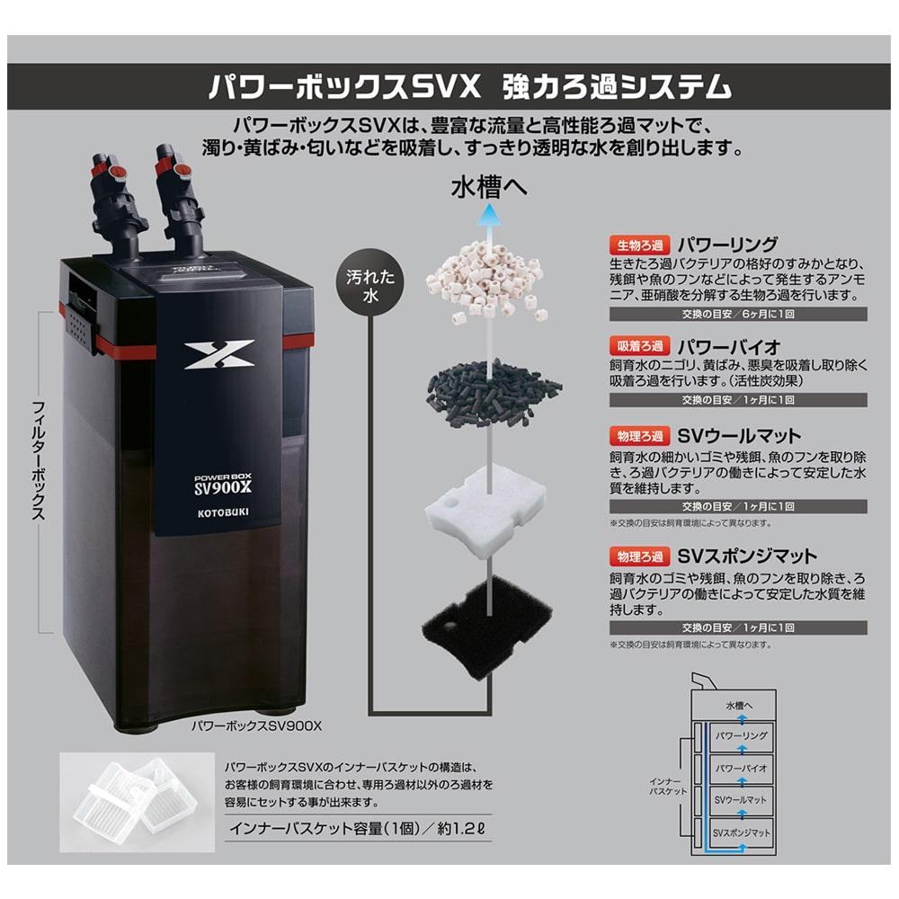 パワーボックス SV450X