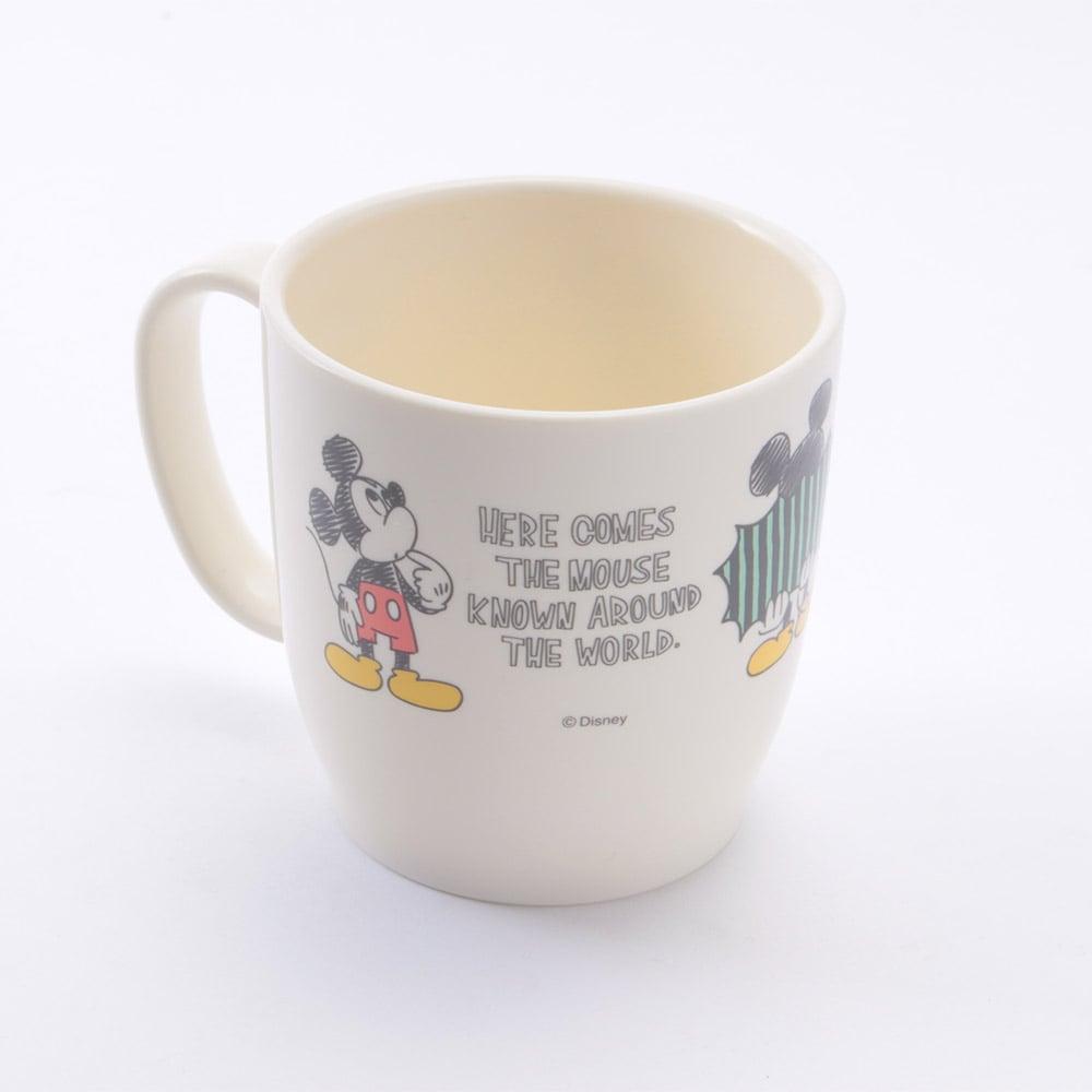 食洗機対応コップ ミッキーマウス スケッチ XP-11