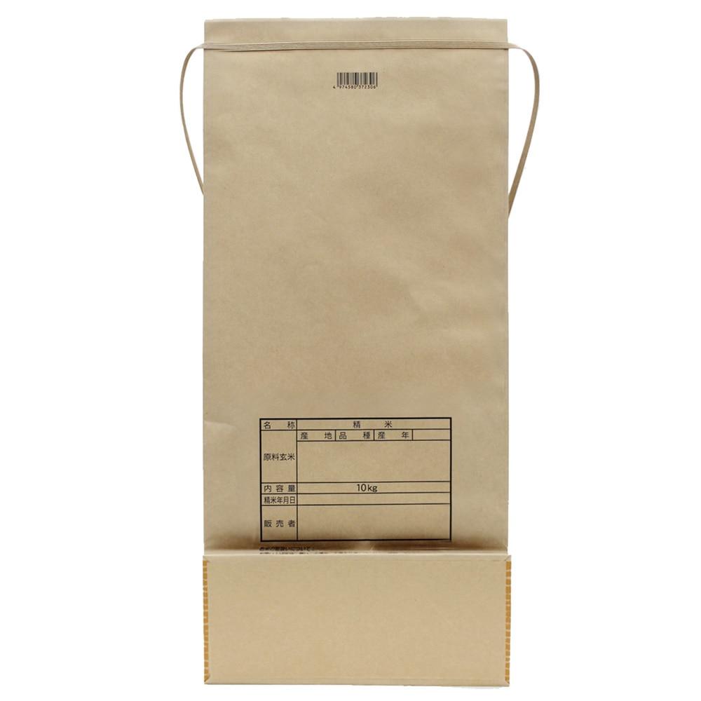 <ケース販売用単品JAN> こだわりのお米 10kg 角底袋