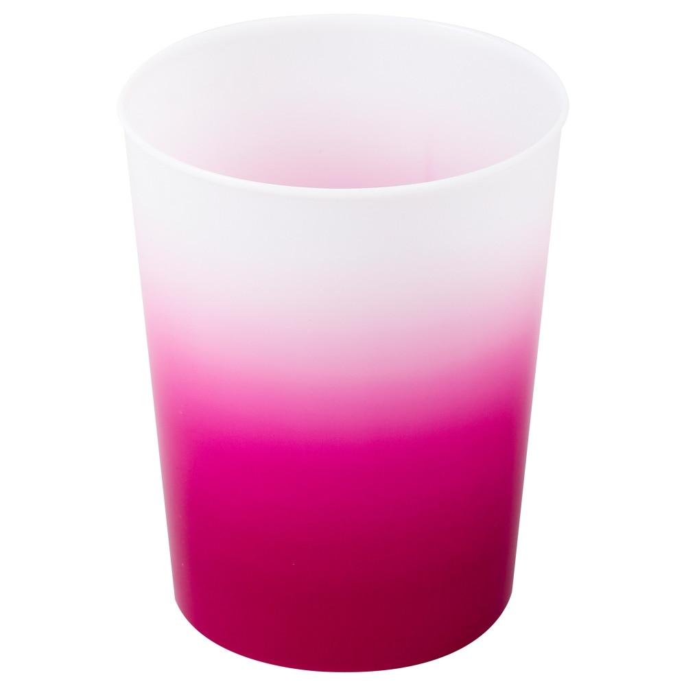 【数量限定】グラデーション屑入れ S ピンク