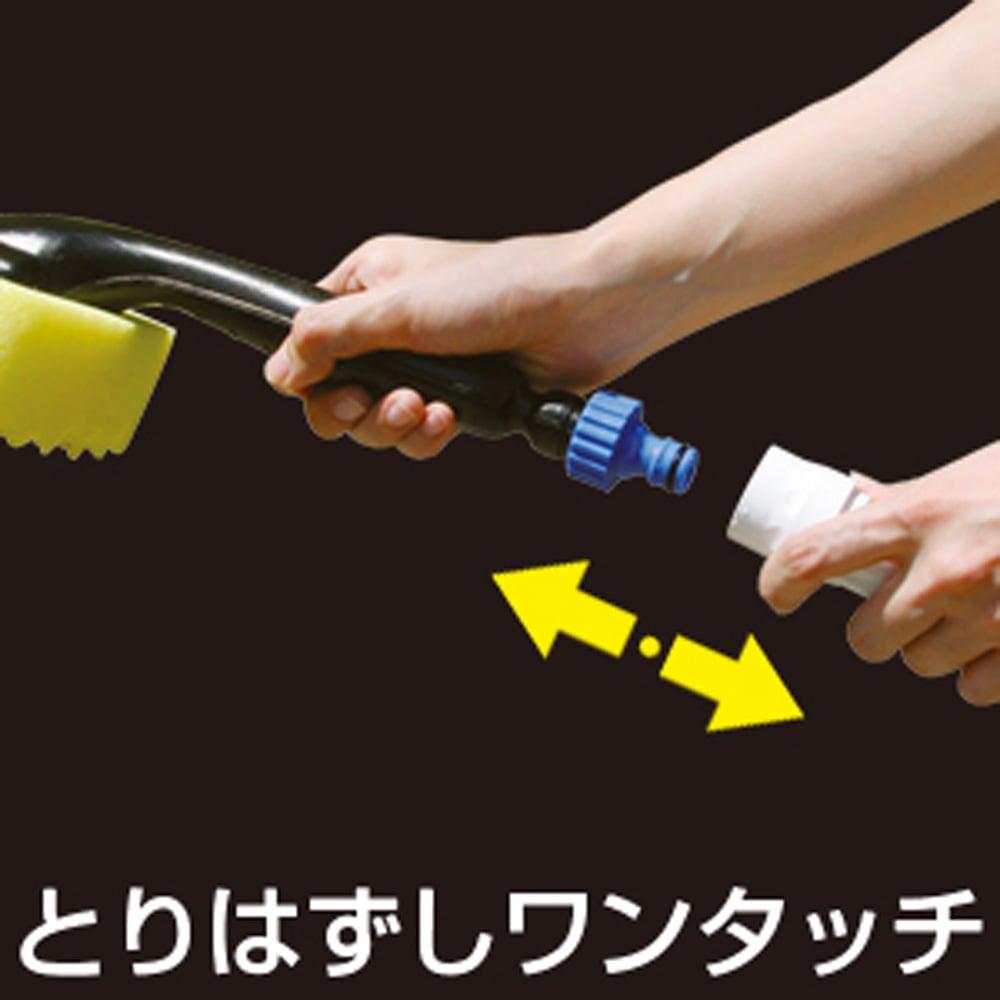タカギ パチット洗車スポンジ G273
