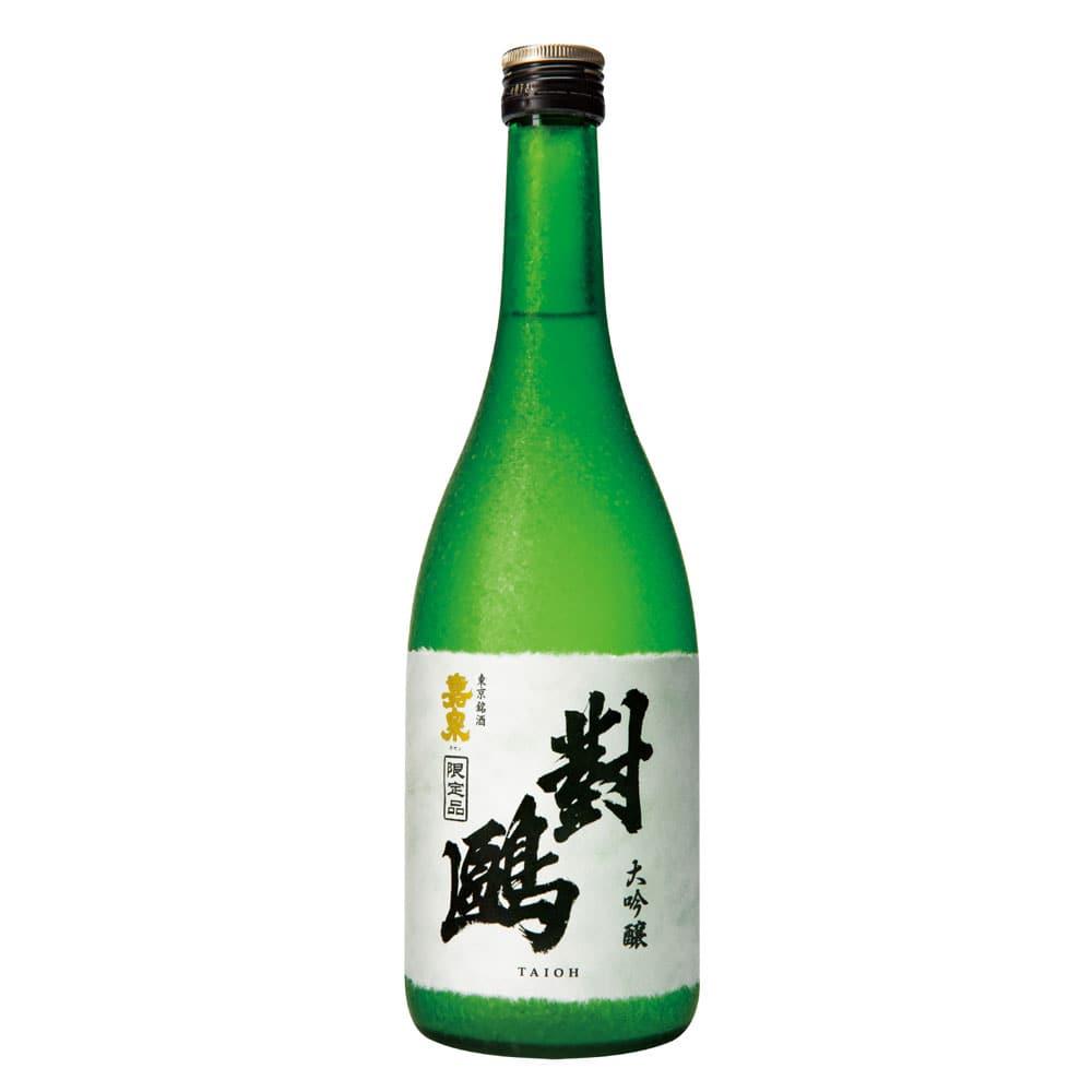 【ネット限定】くらから便 田村酒造場 嘉泉 大吟醸 對おう(たいおう) 720ml【別送品】