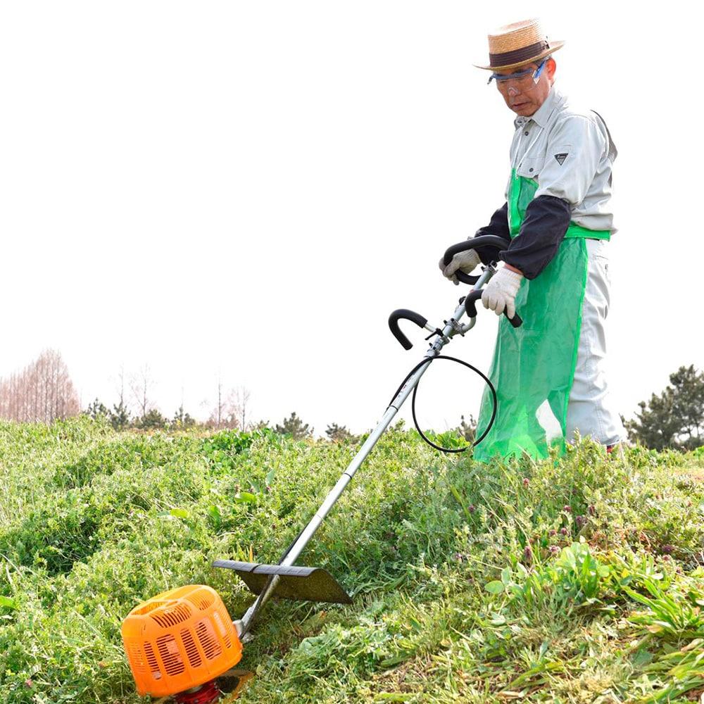 斜面用刈払機ウォークモア: 農業...