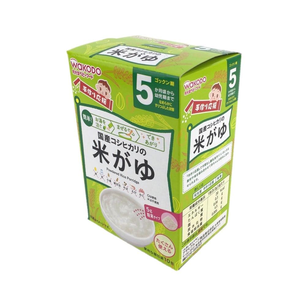 アサヒ食品手作応援国産コシヒカリ米がゆ