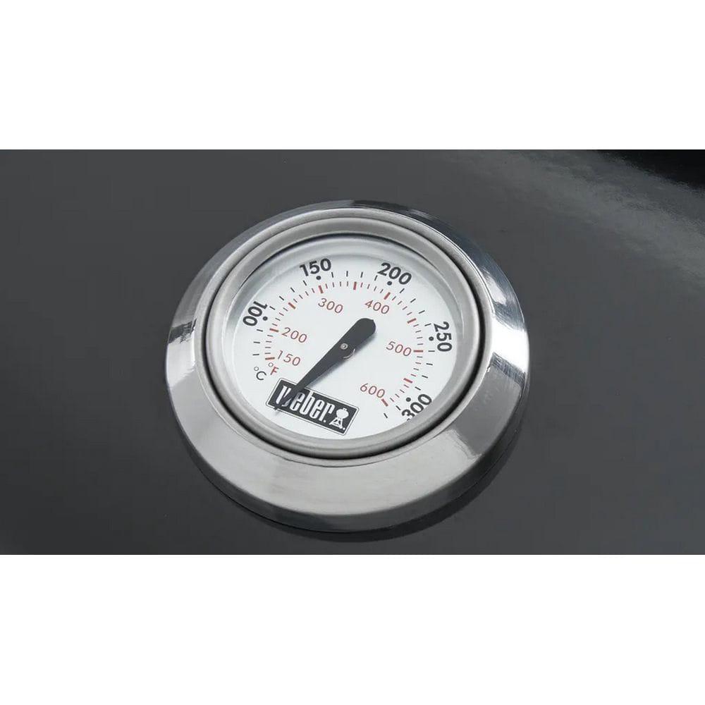 ウェーバー オリジナルケトル チャコールグリル57cm / 温度計付 黒 1341308