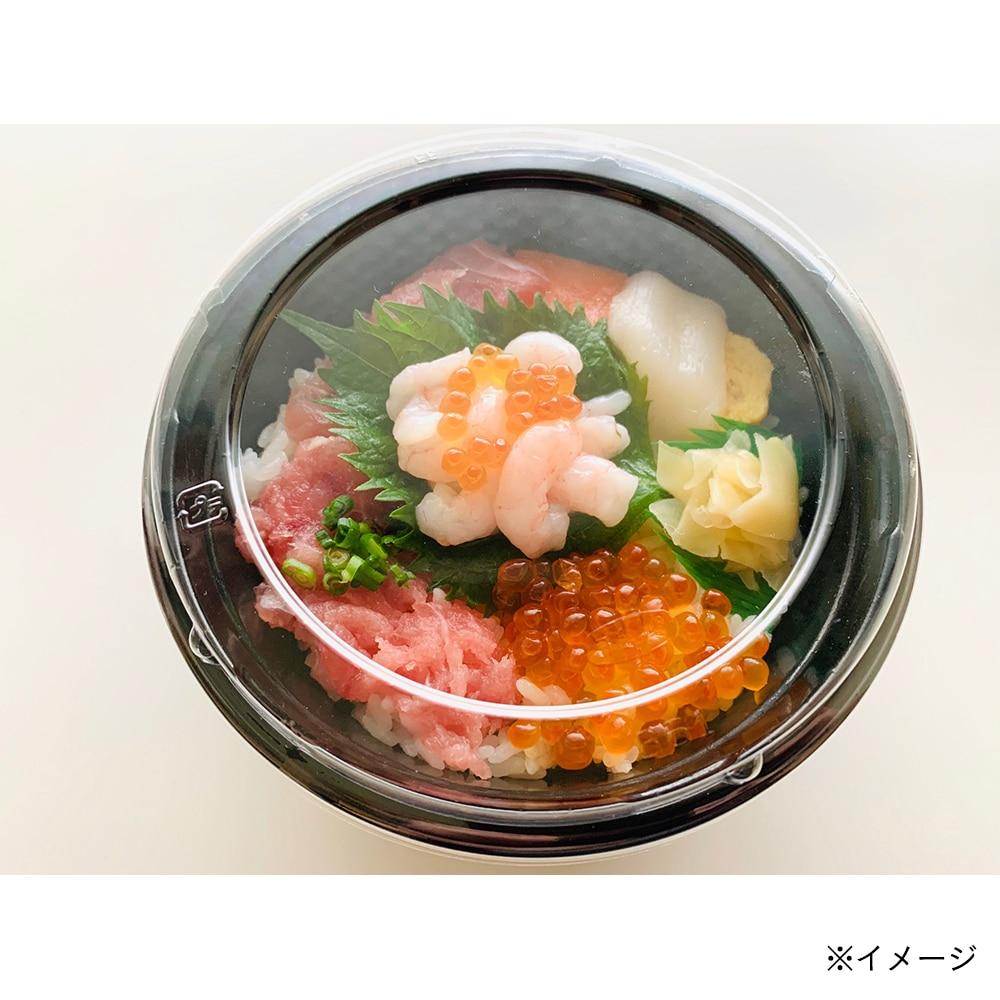 丼物容器(中) フタ