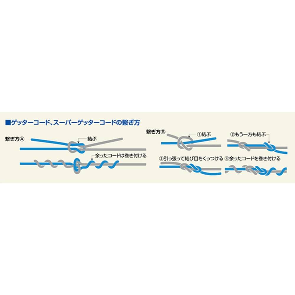 【ケース販売】�竃柾シ電子製作所 ゲッターコード500m×2個[4560171674012×2]