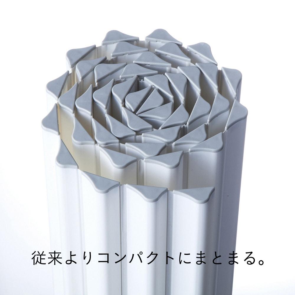 コンパクト波型風呂フタ L11(75×110cm)