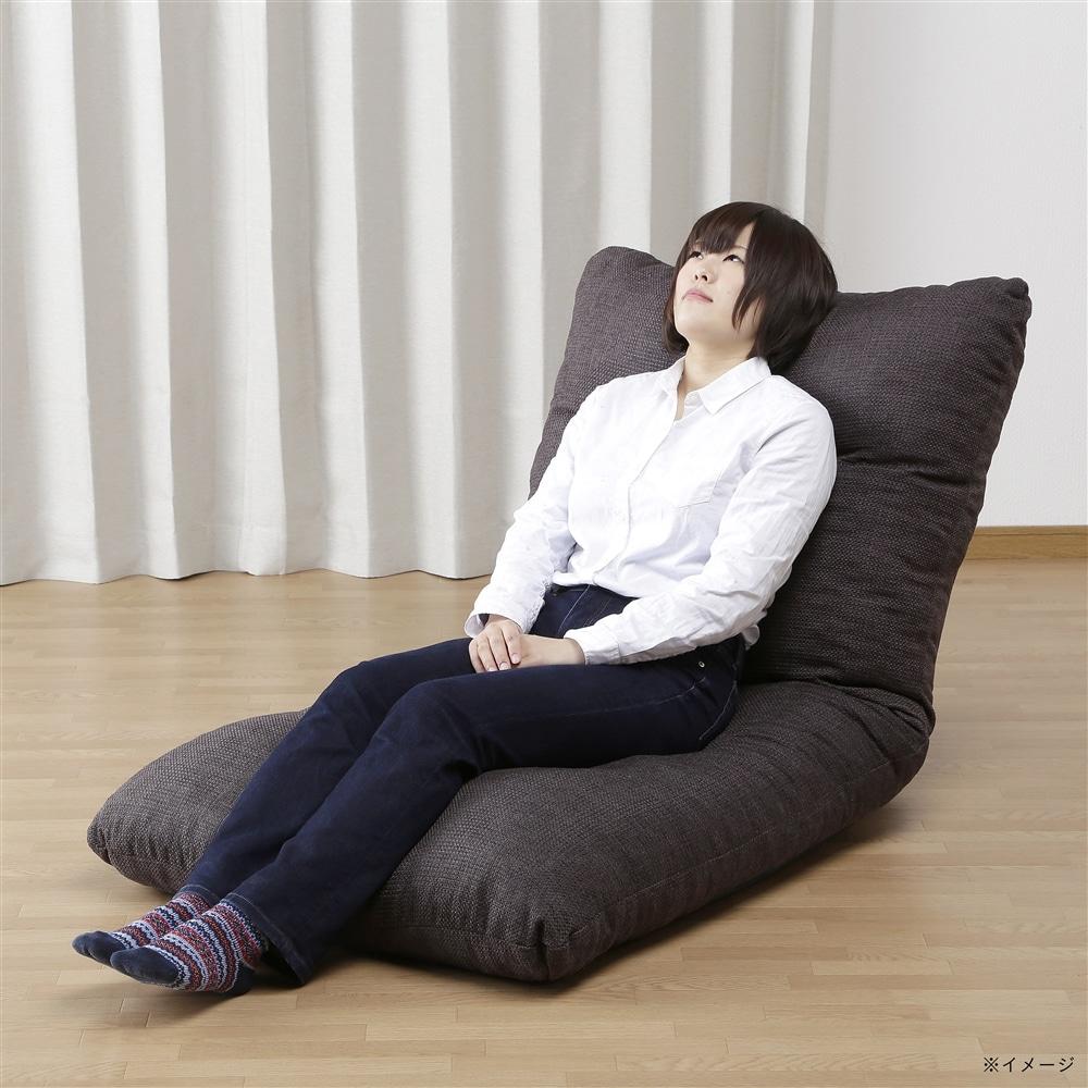 【SU】キューブイン ロングソファー座椅子