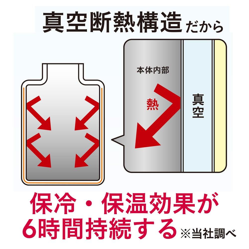 【数量限定】超軽量ワンタッチマグボトル 750ml レッド