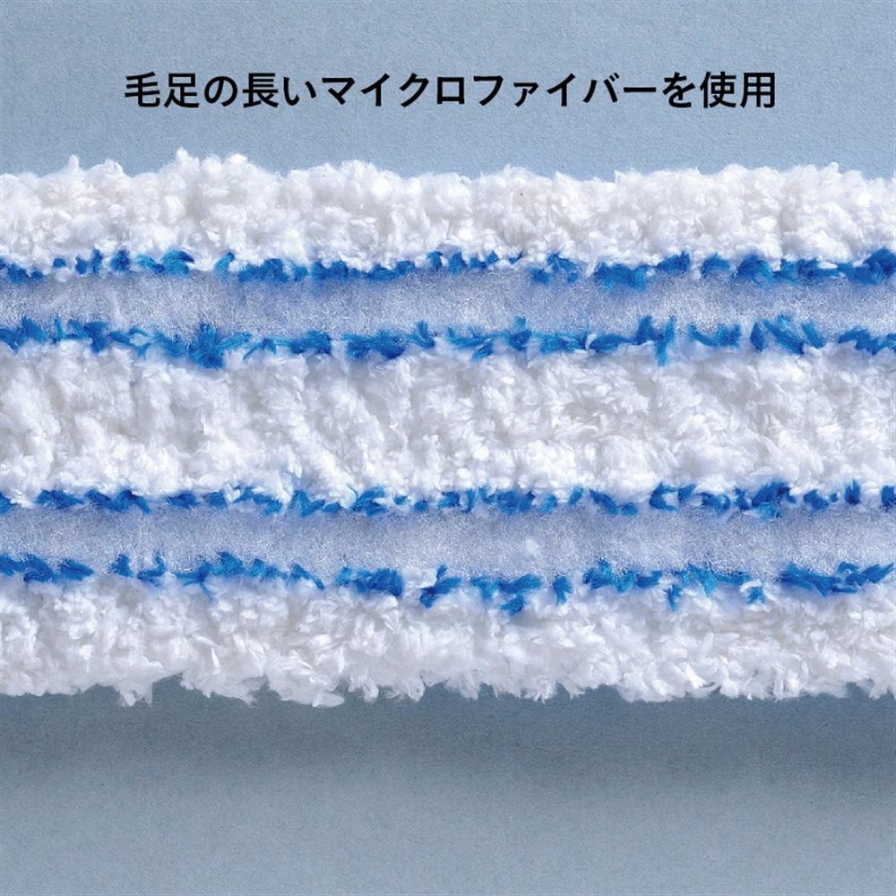 絞れる窓・網戸ワイパー