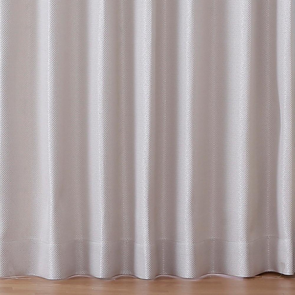 遮光性カーテン エース アイボリー 100×178 2枚組