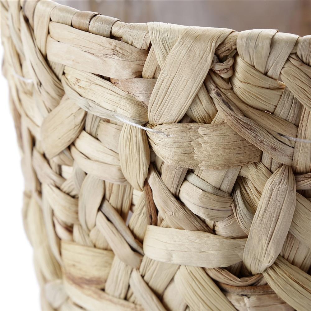 【trv・数量限定】ウォーターヒヤシンス鉢カバー Lサイズ 23cm