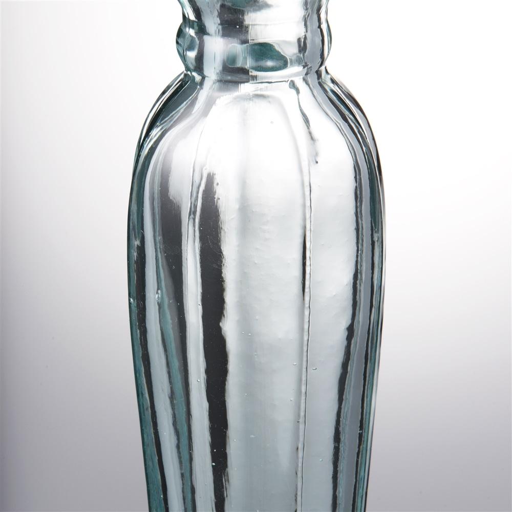 【trv】スペイングラスフラワーベースCANDELABRO22