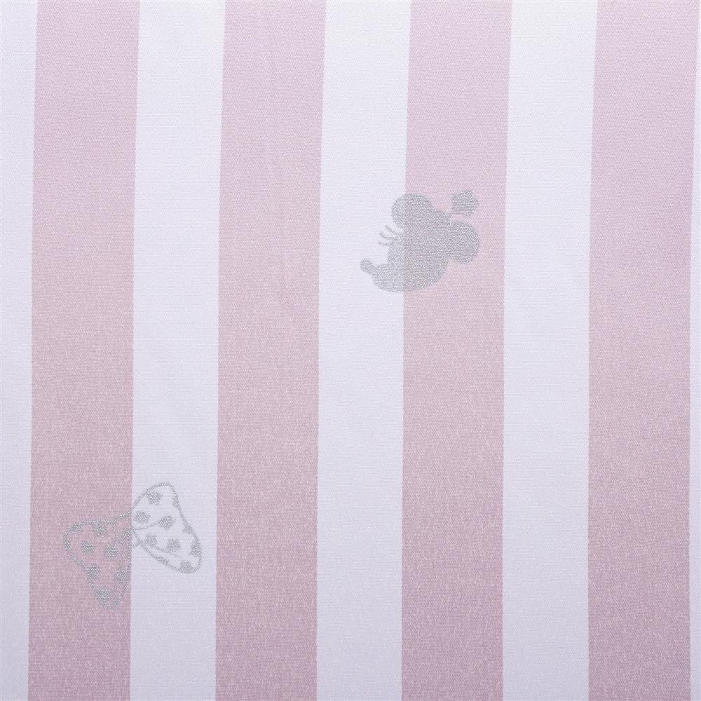 ディズニー カーテン ミニーマウス 100×110cm 2枚組【別送品】