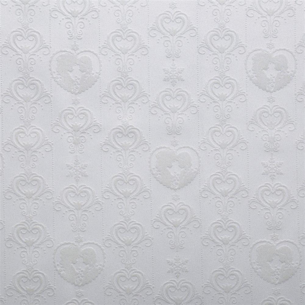 ディズニー カーテン アナと雪の女王 100 110cm 2枚組 別送品 100