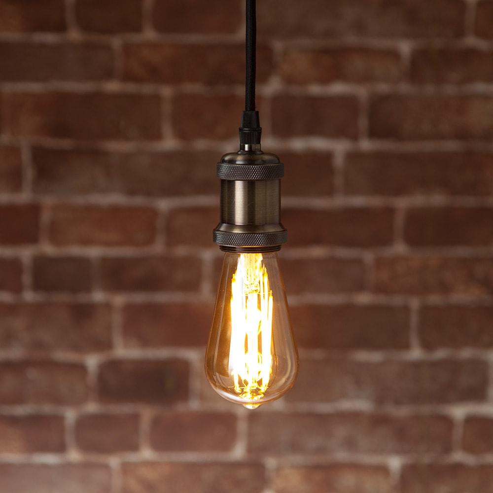 LEDフィラメント電球 LDA4L−L2