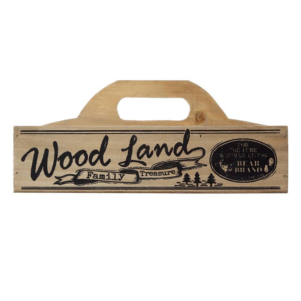 【trv】手付き木製ボックス