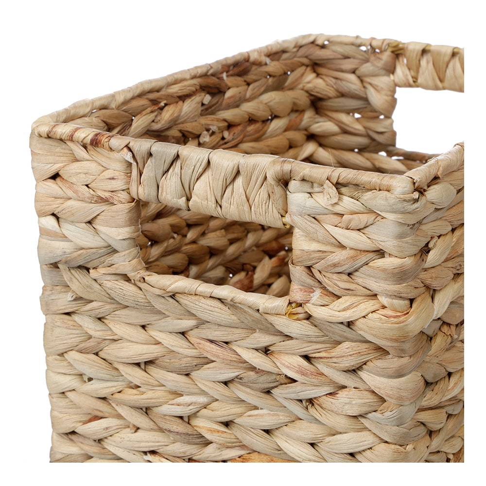 インナーボックス 天然素材バスケット(FB)ハーフ