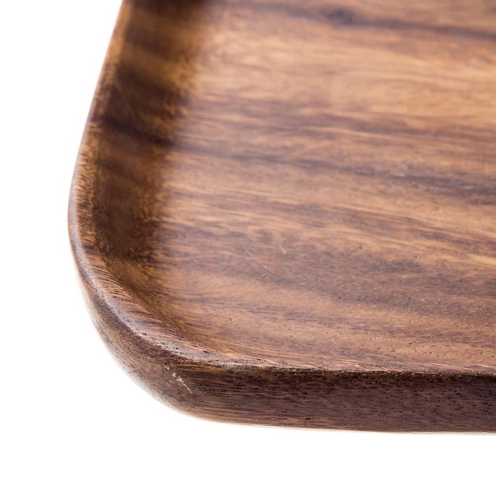 【trv】アカシア サーブトレー 40×30×2cm