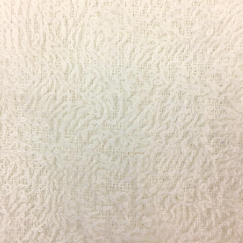 頭に巻けるロングタオル 34×100 ホワイト