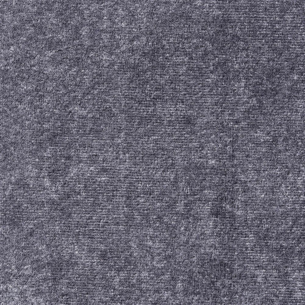 のびのび座椅子カバー ベルベット グレー