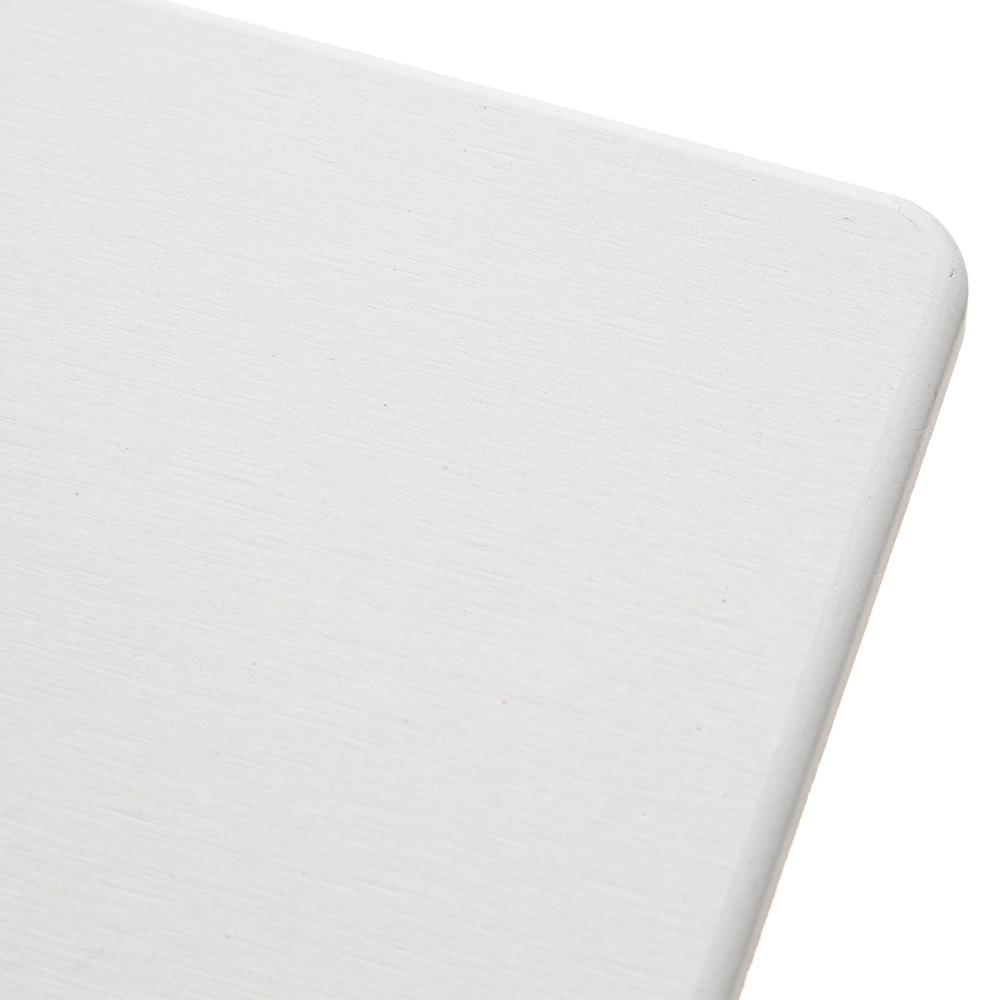 珪藻土 吸水マット Mサイズ 1枚 ホワイト